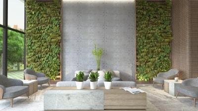 10 phong cách thiết kế nội thất phòng khách nổi bật