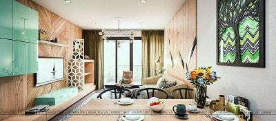 Tổng hợp những xu hướng thiết kế nội thất chung cư được ưa chuộng nhất năm 2018