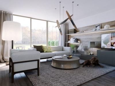 Tư vấn thiết kế nội thất chung cư theo phong cách tân cổ điển