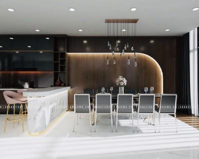 Tổng hợp các mẫu thiết kế bàn ăn ấn tượng được khách hàng yêu thích