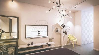 Mẫu thiết kế nội thất chung cư Seasons Avenue sang trọng