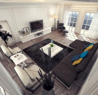 6 kinh nghiệm trong việc lựa chọn vật liệu thiết kế nội thất hiện đại