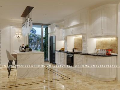 Những mẫu thiết kế bàn đảo bếp kết hợp quầy Bar ấn tượng cho nhà ở, chung cư