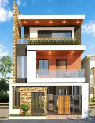 Đẹp hớp hồn với trọn bộ Thiết kế nhà phố 3 tầng được ưa chuộng 2020