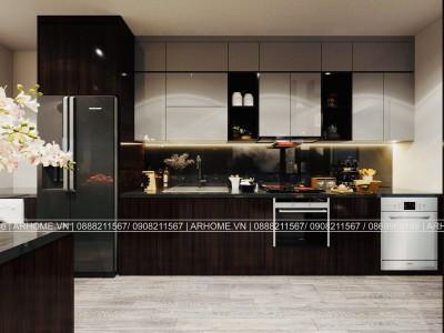 Tổng hợp những mẫu thiết kế nội thất phòng bếp tuyệt đẹp của Kiến trúc Arhome
