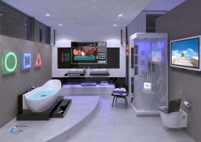 Thiết kế nội thất thông minh theo phong cách Hitech