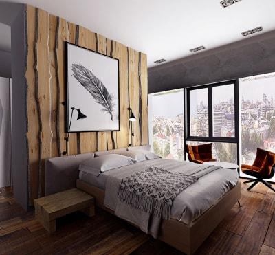 Mùa đông không lạnh với những mẫu phòng ngủ đẹp và ấm áp