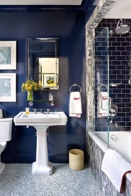 Tham khảo loạt mẫu thiết kế nội thất phòng tắm đẹp sang chảnh và nghệ thuật