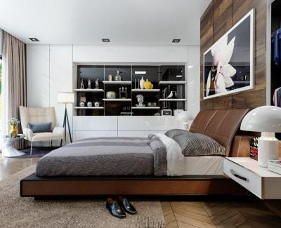 Tư vấn lựa chọn màu sắc khi thiết kế nội thất phòng ngủ