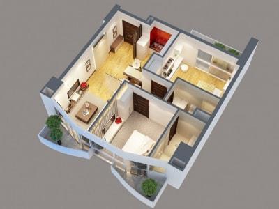 Kinh nghiệm đo đạc diện tích căn hộ chung cư