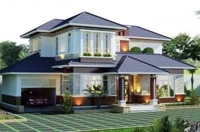 Những ưu điểm và lưu ý khi thiết kế biệt thự nhà vườn