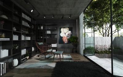 Thiết kế nội thất biệt thự hiện đại đẹp xứng tầm đẳng cấp
