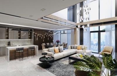 Thiết kế thi công nội thất trọn gói đẹp, uy tín, giá hợp lý