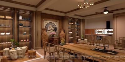 Sang trọng với bản thiết kế nội thất Phòng Khánh Tiết gia đình